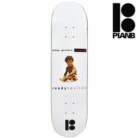 送料無料 スケートボード デッキ PLAN B プラン ビー FERIPE NOTORIOU BLACK ICE シグネチャーモデル GG L6