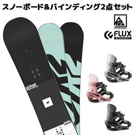 スノーボード+ビンディング 2点セット K2 ケーツー FASTPLANT ファストプラント FLUX フラックス R2 17-18モデル メンズ F1 A18