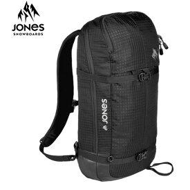送料無料 スノーボード バッグ JONES ジョーンズ DSCNT BAG 19L 18-19モデル FF A22
