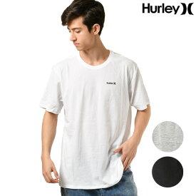 メンズ 半袖 Tシャツ Hurley ハーレー AJ1739 M HRLY DF OAO 2.0 TEE SS トップス プリント ロゴ DRY-FIT 春 夏 春夏 秋 GG1 B25