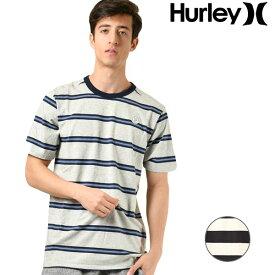 メンズ 半袖 Tシャツ Hurley ハーレー AR7116 M HRLY CUSTOM STRIPED TOP SS GG1 B22
