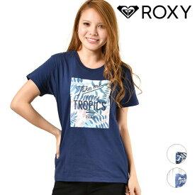 レディース 半袖 Tシャツ ROXY ロキシー RST191175 TAKE ME TO THE TROPICS GX1 B16