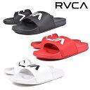 RVCA rvca ルーカ サンダル メンズ AJ041-973 RVCA SHOWER SANDAL GX1 B28