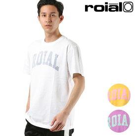 メンズ 半袖 Tシャツ roial ロイアル R901MST02 GG1 C9