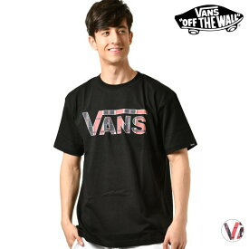 メンズ 半袖 Tシャツ VANS バンズ VA19SS-MT32 GG1 C14