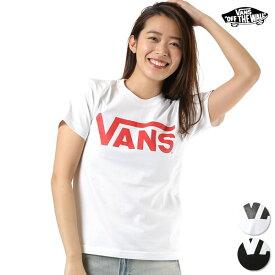 レディース 半袖 Tシャツ VANS バンズ VANS-GT01A GG1 C4