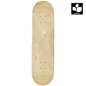 スケートボード デッキ THREE WEATHER スリーウェザー SUPERHARD BLANK TW014053 8インチ GG C26