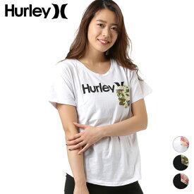 レディース 半袖 Tシャツ Hurley ハーレー GTSDTPOA9 ムラサキスポーツ限定 GG1 C20