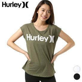 レディース 半袖 Tシャツ Hurley ハーレー GTSFSOA9 ムラサキスポーツ限定 GG1 C20
