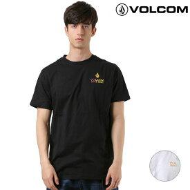 メンズ 半袖 Tシャツ VOLCOM ボルコム AF511902 Apac Peace Prog S/S Tee GG1 D2