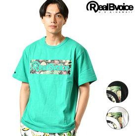メンズ 半袖Tシャツ Real.B.Voice リアルビーボイス 10101-10301 GG2 D17