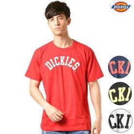 メンズ 半袖 Tシャツ Dickies ディッキーズ DK006373 GG1 D26