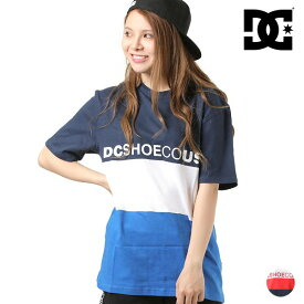 レディース 半袖 Tシャツ DC ディーシー EDYKT03446 GLENFERRIE SS GX1 D30