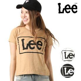 レディース 半袖 Tシャツ Lee リー LT2668 BIG LOGO TEE GG1 D25