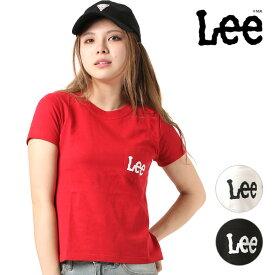 レディース 半袖 Tシャツ Lee リー LT2670 COMPACT FIT TEE GG1 D25