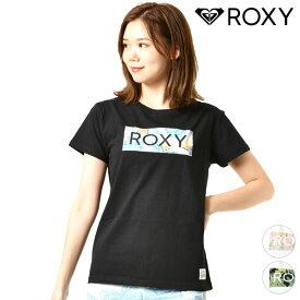 レディース 半袖 Tシャツ ROXY ロキシー RST192602M ムラサキスポーツ限定 トップス シンプル 春夏秋 GG2 D29