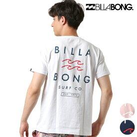 メンズ 半袖 Tシャツ BILLABONG ビラボン AJ011-292 ONE TIME Tシャツ GX2 E10