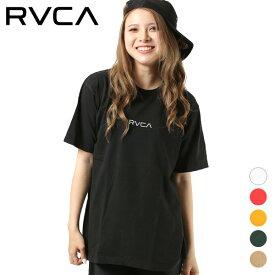 レディース 半袖 Tシャツ RVCA ルーカ AJ043-241 ビッグシルエット GG2 E13