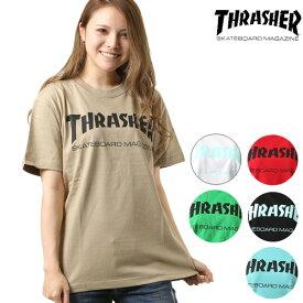 レディース 半袖Tシャツ THRASHER スラッシャー TH8101 GG E13