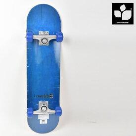 キッズ スケートボード コンプリートセット THREE WEATHER スリーウェザー SBMR6906 icomplete 2nd Model アイコンプリート セカンド モデル GG E8