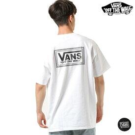 VANS バンズ メンズ 半袖 Tシャツ VA19HS-MT51MS ムラサキスポーツ限定 GG2 E18
