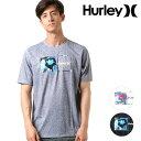 Hurley ハーレー メンズ 半袖 Tシャツ ユーティリティ 水陸両用 ラッシュガード CJ6149 GG2 E15