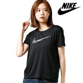 レディース 半袖 Tシャツ NIKE ナイキ AJ8227 010 BLACK GG2 E27