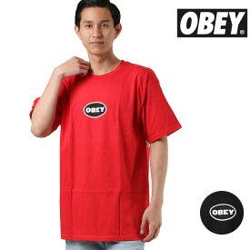 メンズ 半袖 Tシャツ OBEY オベイ 163081894 OBEY GALLERIA GG1 F10