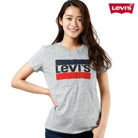 レディース 半袖 Tシャツ Levis リーバイス 17369-0303 トップス ロゴ シンプル カジュアル GG1 F7