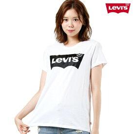 レディース 半袖 Tシャツ Levis リーバイス 17369-0405 パーフェクトTシャツ バットウィング トップス ロゴ シンプル カジュアル GG2 F7