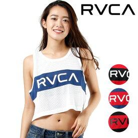 レディース タンクトップ RVCA ルーカ AJ043-383 GG2 F8