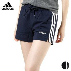 レディース ショートパンツ adidas アディダス FRV00 W 3ストライプス ショートパンツ DU0671 DP2405 ボトムス スポーツ GX2 F7