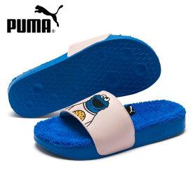 ジュニア サンダル PUMA プーマ 369085-01 Sesame Str 50 Leadcat PS セサミストリート コラボレーション GX1 F10