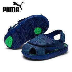 ジュニア サンダル PUMA プーマ 369498-02 Summer Sandal2 Marble PS GX1 F10