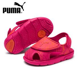 ジュニア サンダル PUMA プーマ 369498-03 Summer Sandal2 Marble PS GX1 F10