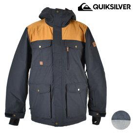 送料無料 スノーボード ウェア ジャケット QUIKSILVER クイックシルバー EQYTJ03188 18-19モデル メンズ G1 F24 MM