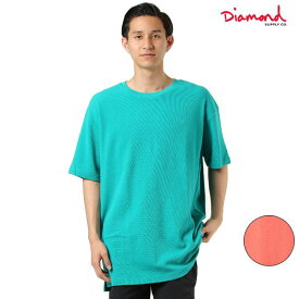 Diamond Supply Co. ダイヤモンド サプライ BRILLIANT OVERSIZED メンズ 半袖 Tシャツ A19DMTF001 GG2 F25