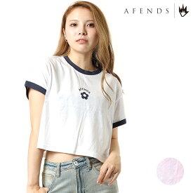 レディース 半袖 Tシャツ AFENDS アフェンズ W192001 IVY GG2 F21