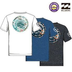 ジュニア 半袖 Tシャツ ユーティリティ 水陸両用 BILLABONG ビラボン AJ016-200 湘南オープン公式 ムラサキスポーツ限定 GG3 F18 MM
