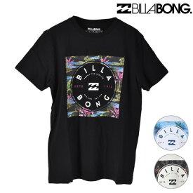 メンズ 半袖 Tシャツ BILLABONG ビラボン AJ012-203 GX3 G1