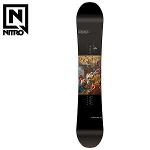 スノーボード 板 NITRO ナイトロ DEMAND GULLWING WIDE デマンド ガルウィング ワイド JAPAN LIMITED 日本限定モデル 19-20モデル メンズ レディース GG G13
