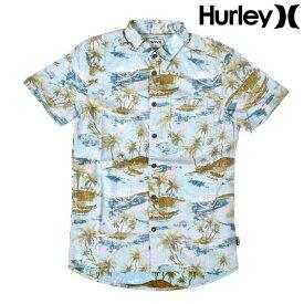 キッズ ジュニア 半袖 シャツ Hurley ハーレー BQ2087 129cm〜160cm GG1 G3