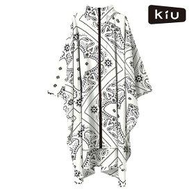 レインポンチョ KiU キウ K64-140 KiU RAIN PONCHO レインコート 雨 アウトドア ユニセックス GG G4