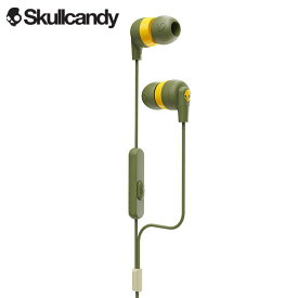 Skullcandy スカルキャンディー Ink'd+ Earbuds with Microphone イヤホン S2IMY-M687 GG G26