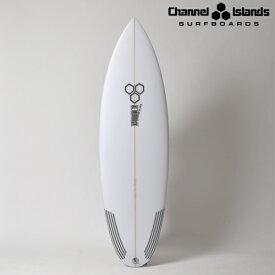 CHANNEL ISLANDS THE NECK BEARD RND FCS2 サーフボード アルメリック ネックベアードラウンドテール GG H5