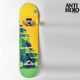 スケートボード コンプリートセット ANTIHERO アンチヒーロー HALF DIPPED 7.75インチ GG H13 MM