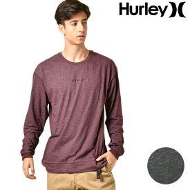 メンズ 長袖 Tシャツ Hurley ハーレー BV1927 GG3 I2