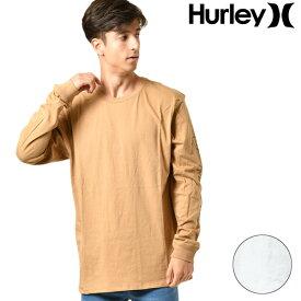 メンズ 長袖 Tシャツ Hurley ハーレー CI0353 GG3 I2