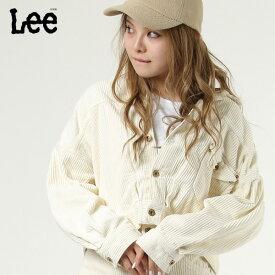 Lee リー LL2619 レディース ジャケット コーデュロイ アウター GG3 I27