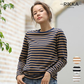 RIKKA FEMME リッカファム 長袖 Tシャツ R19W0003 レディース GG3 I11